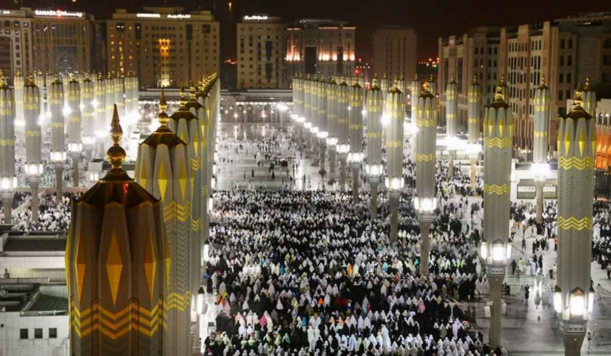 10 NIGHTS GOLD UMRAH PACKAGE