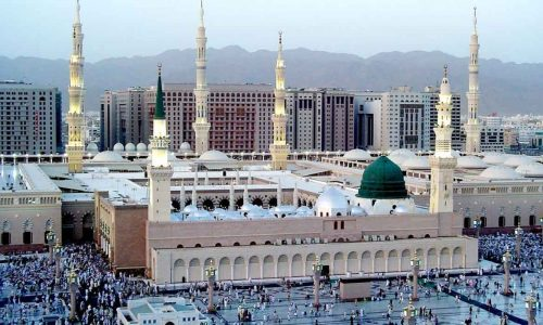 10 Nights Silver Umrah Package