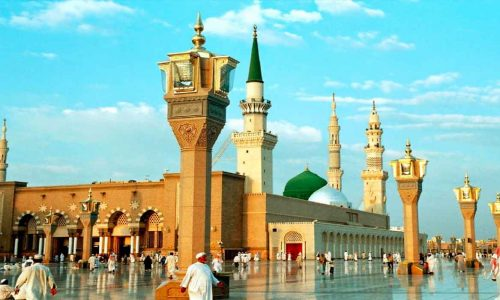 7 NIGHTS ECONOMY UMRAH PACKAGE