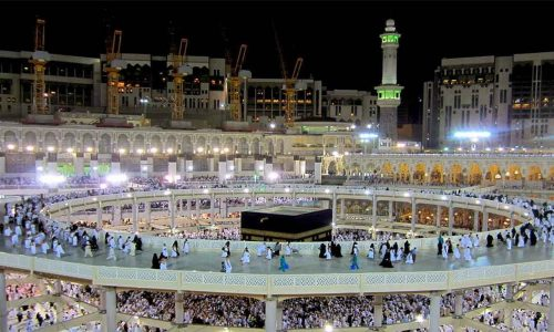 5 NIGHTS ECONOMY UMRAH PACKAGE