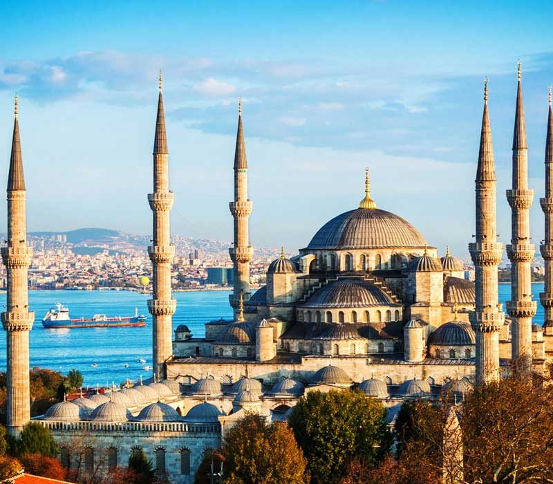 Istanbul-Vacation-Package